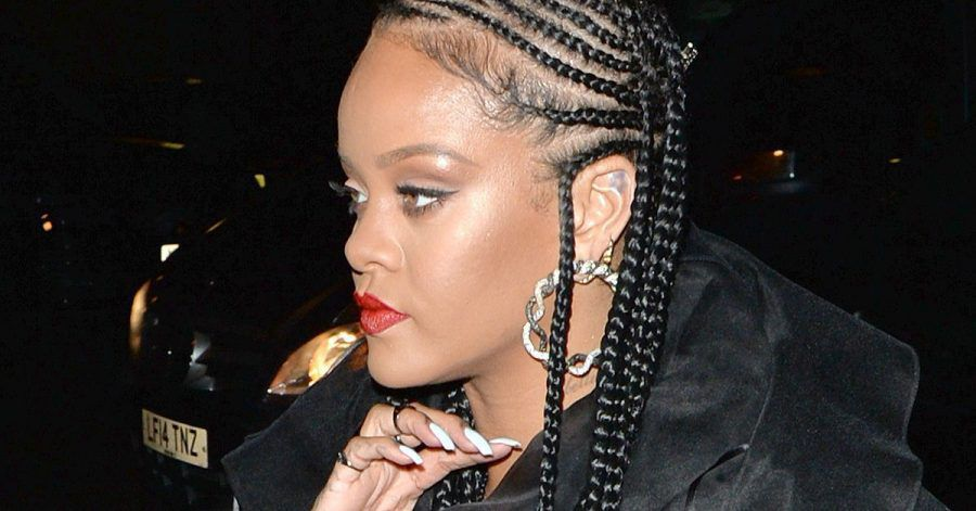 Rihanna denkt nicht daran, beim Essen zu verzichten