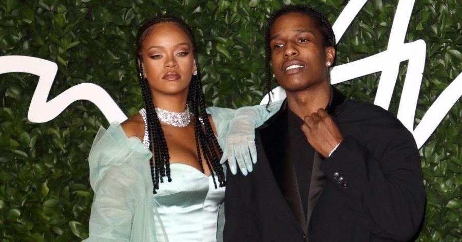 Rihanna und A$AP Rocky sind überglücklich