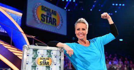 """Schlag den Star"": So gewann Sonja Zietlow - die Highlight-Clips"