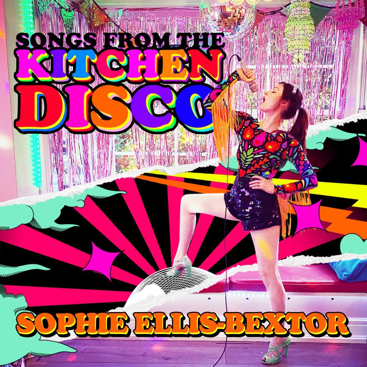 """Briten-Popstar Sophie Ellis-Bextor über ihr Album """"Kitchen Disco"""""""