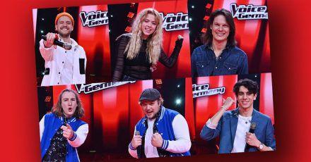 """""""The Voice""""-Finalisten stehen fest"""
