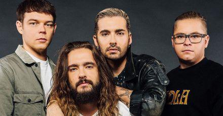 """Tokio Hotel melden sich mit dem Song """"Berlin"""" zurück"""