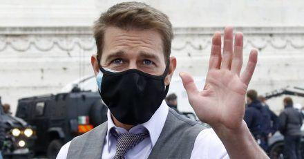 Tom Cruise plant echten Dreh im Weltall
