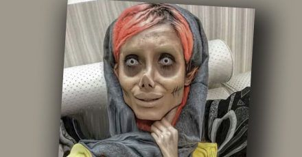 """""""Zombie-Angelina"""" muss zehn Jahre in den Knast"""