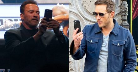 Erste Aussetzer? Arnold Schwarzenegger verwechselt Schwiegersohn