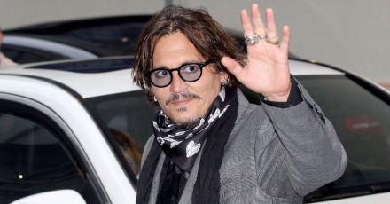 Bei Johnny Depp wurde eingebrochen