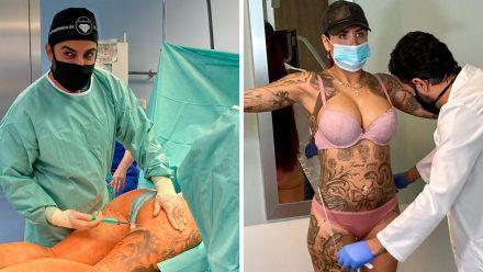 Kate Merlan: Brazilian Butt Lift & Fettabsaugung wegen Liebeskummer