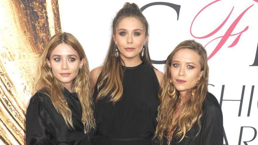 Elizabeth Olsen und die verrückte Zeit mit ihren berühmten Zwillingsschwestern