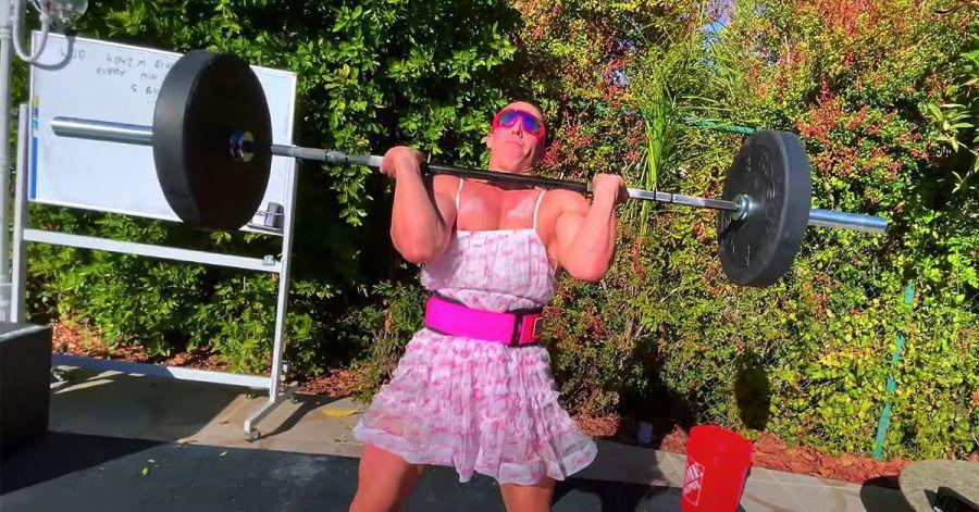 TikTok-Hetero Candy Ken: 2021 jeden Tag ein neues Kleid