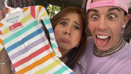 Die TikTok-Superstars Candy Ken und Baby J werden Eltern!