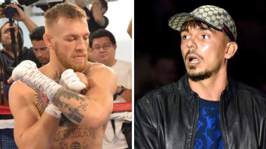 Capital Bra: Wird er jetzt von MMA-Star McGregor ''rasiert''?