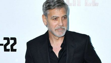 George Clooney in großer Sorge um seinen Vater
