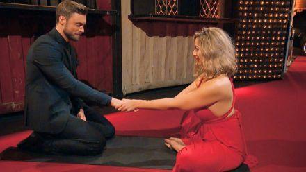 """""""Der Bachelor"""": Hannah hat nur einen Fuß - so reagiert Niko"""