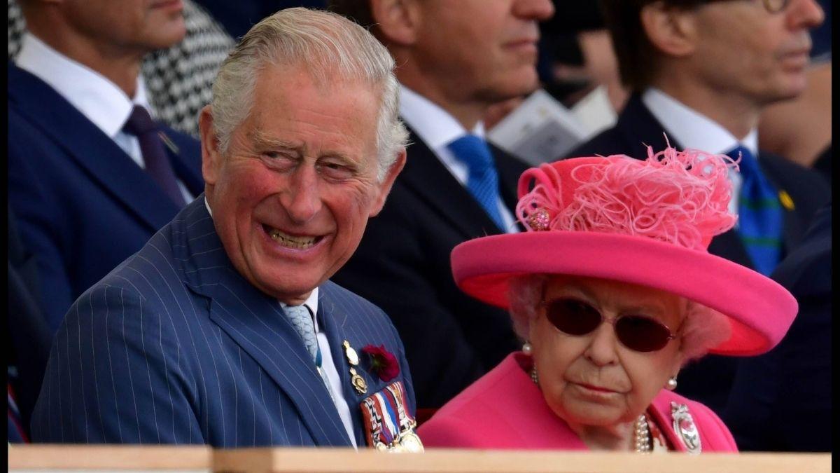 Queen Elizabeth II, König Philip