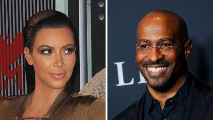 Kim Kardashian: Ist Van Jones ihr Neuer?