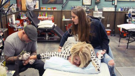 Geissens: Carmen will Mutter-Tochter-Tattoo mit Davina und Shania