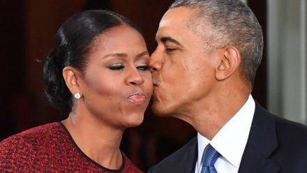 So herrlich romantisch gratuliert Barack Obama seiner Michelle zum Geburtstag