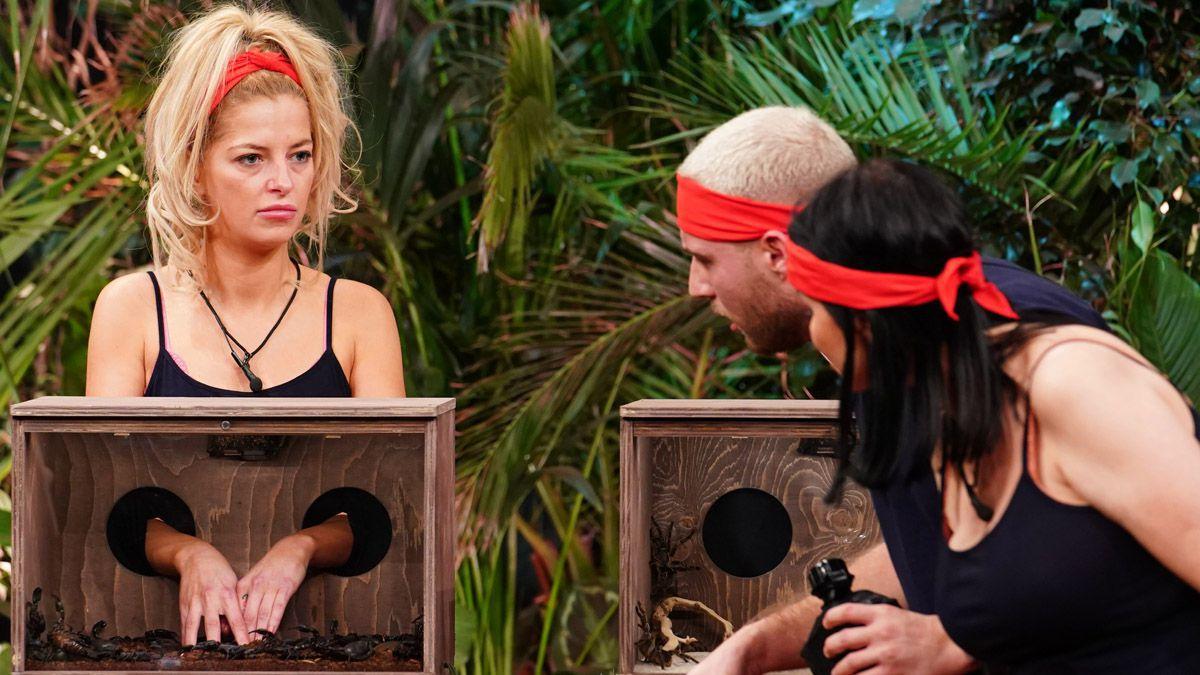 Dschungelshow: Die 4. Gruppe ist da - und mit ihr die Schlauchbootlippen