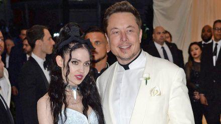 Grimes: Die Ehefrau von Elon Musk hat sich mit Covid-19 infiziert