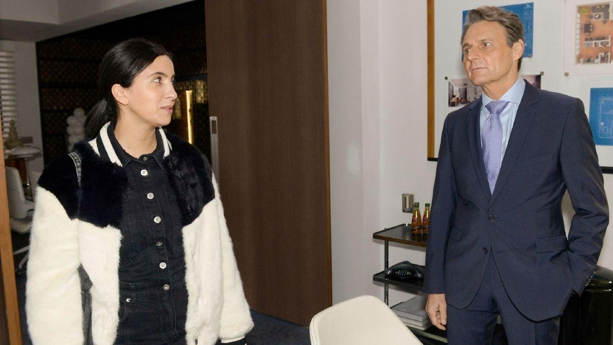 GZSZ: Chryssanthi Kavazi über Lauras und Felix Hochzeit