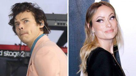 Harry Styles: So soll ihm Olivia Wilde den Kopf verdreht haben