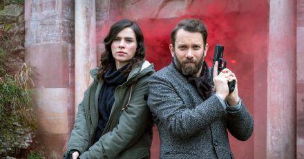 Der Weimarer «Tatort» mit Nora Tschirner und Christian Ulmen hat sich gegen die Konkurrenz durchgesetzt.