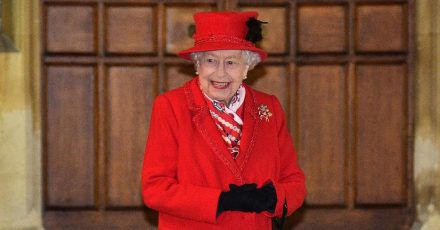 Die Impfung soll Privatsache der Queen bleiben.