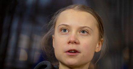 Greta Thunberg feiert Geburtstag.