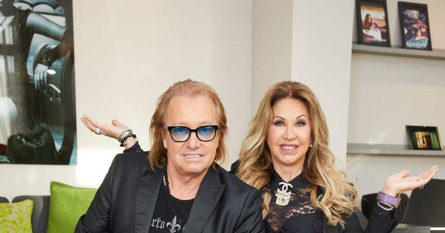 Das TV-Millionärsehepaar Robert und Carmen Geissen.