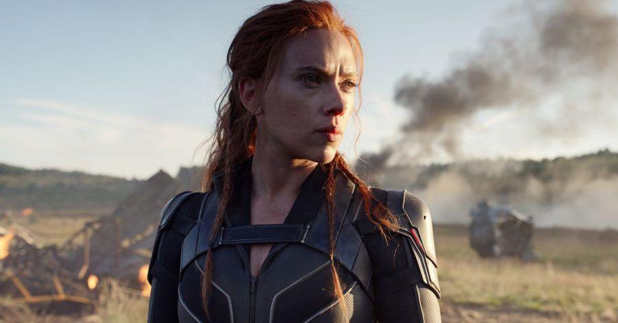 Scarlett Johansson als Natasha Romanoff in einer Szene des Films «Black Widow».