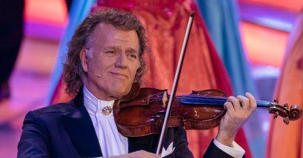 Andre Rieu macht sich Sorgen über die Zukunft seines Orchesters.