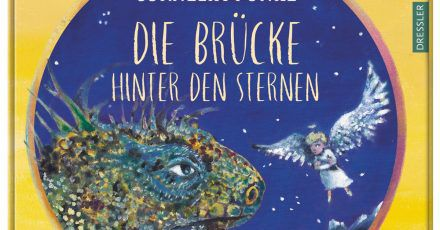 Das Kinderbuch «Die Brücke hinter den Sternen» der Schriftstellerin Cornelia Funke dreht sich um einen Ort, der nach dem Tod kommt, über den Weg dorthin und die Helfer, die die Sterbenden abholen.