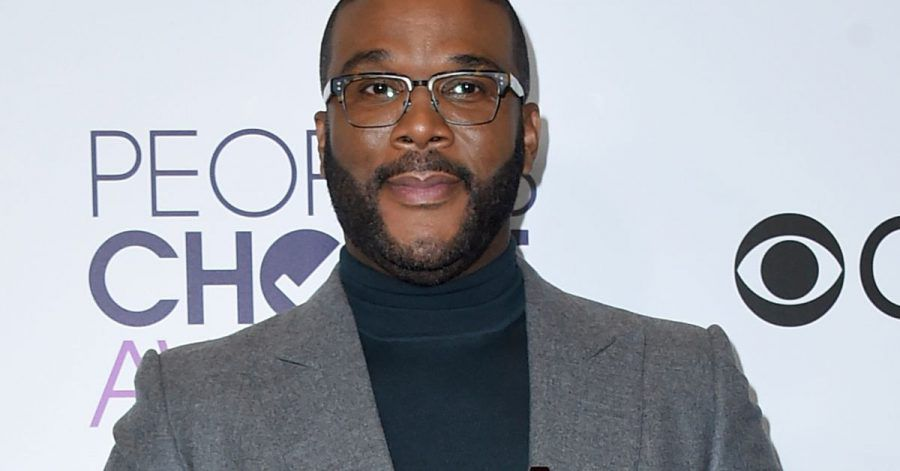 Multitalent Tyler Perry 2017 bei den  «People's Choice Awards».