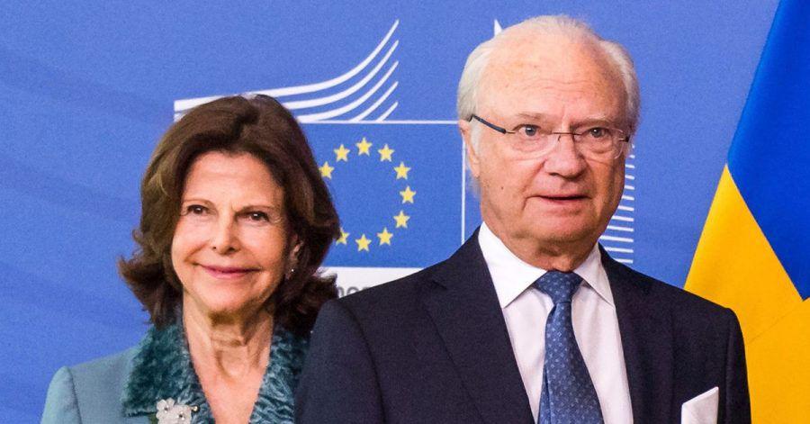 König Carl Gustaf von Schweden und seine Frau, Königin Silvia, haben sich gegen Corona impfen lassen.