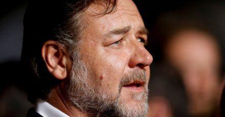Russell Crowe verteidigt seinen Film «Master& Commander- Bis ans Ende der Welt».