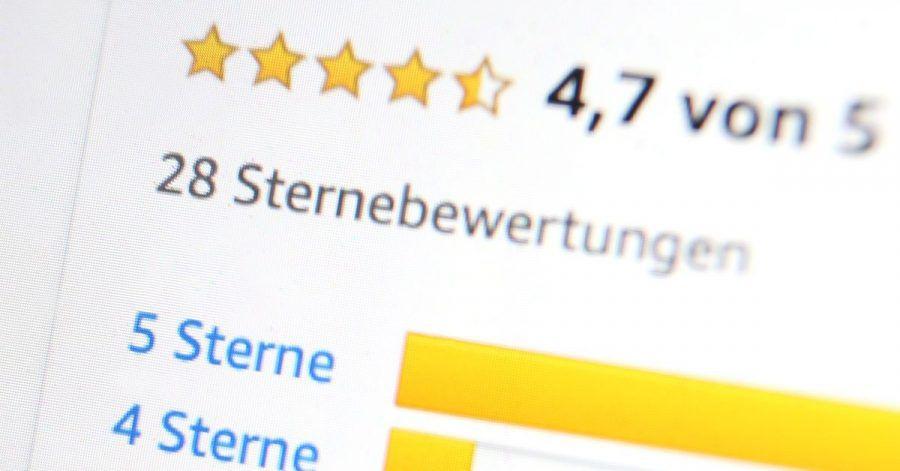 Sterntaler: Doch leider ist im Internet - ganz wie im Märchen - längst nicht alles wahr.