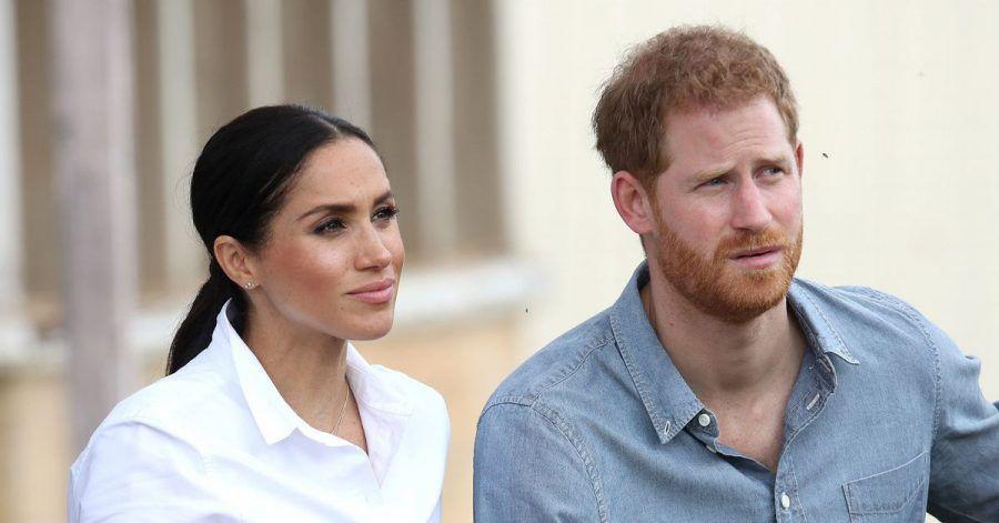 Lassen sich von der britischen Presse nicht alles gefallen:Prinz Harry und Herzogin Meghan.