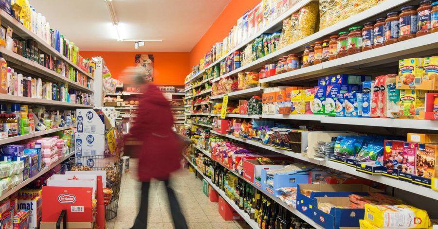 Im Corona-Jahr 2020 griffen die Verbraucherinnen und Verbraucher deutlich häufiger zu Markenartikeln.