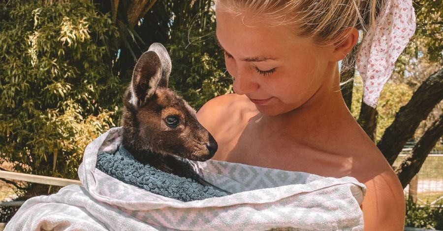 Nicole Pern aus Unna im Ruhrgebiet war schon eine Weile in Australien unterwegs, als plötzlich Corona zuschlug und ihre Pläne durcheinanderwirbelte.