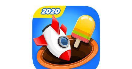 Bei «Match 3D» gilt es, die richtige Kombination an 3D-Objekten zu finden.