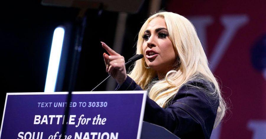 Die Sängerin Lady Gaga richtet vor der Amtseinführung des zukünftigen US-Präsidenten Biden eine Botschaft an die Fans