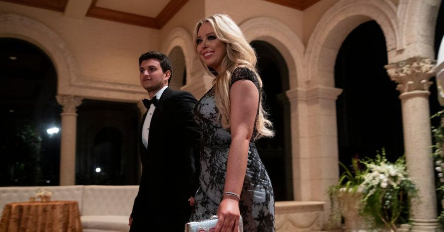 Tiffany Trumphat sich mit Michael Boulos verlobt.