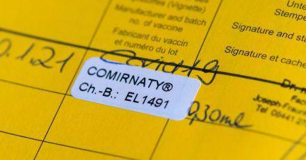 Die EU-Staaten beraten ob und wie sie ein gemeinsames Dokument zum Nachweis von Corona-Impfungen einführen.