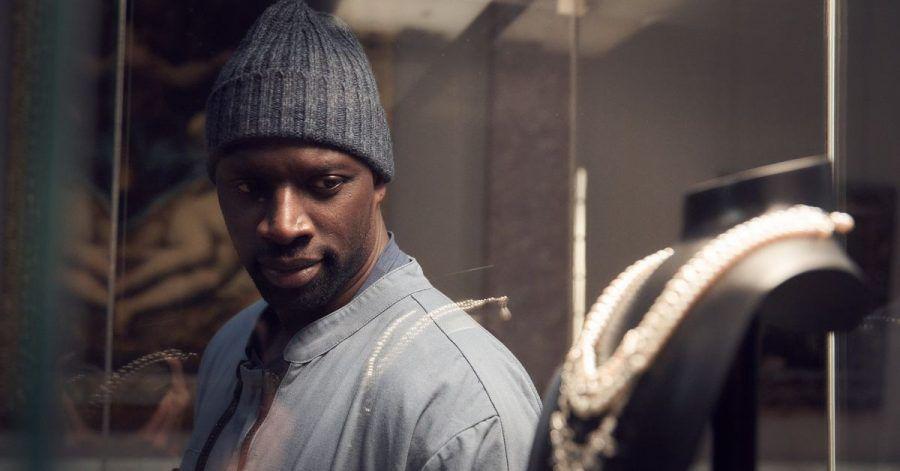 Ziemlich gelungen:Omar Sy als Gentleman-Gauner Assane Diop.