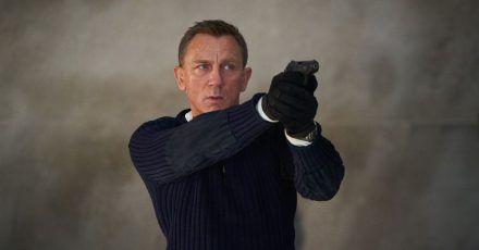 Da die Kinos derzeit dicht sind, muss der James-Bond-Film «Keine Zeit zu sterben» mit Daniel Craig erneut verschoben werden.
