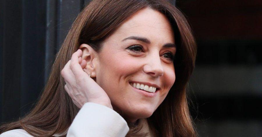 Herzogin Kate lobt den Einsatz des Krankenpflegepersonals in den höchsten Tönen.