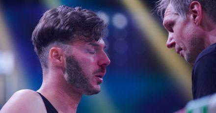 """Realitystar Sam Dylan (l) sorgt auch bei der RTL-""""Dschungelshow"""" für Irritationen."""