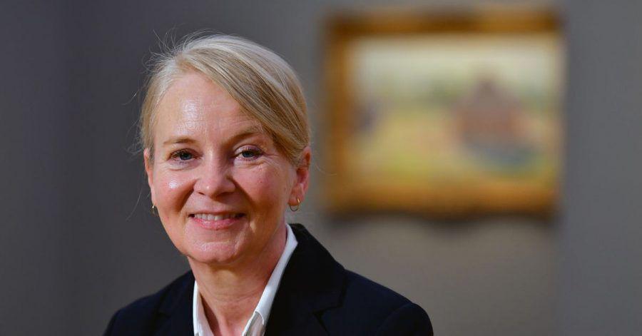 Ortrud Westheider, Kunsthistorikerin und Leiterin des Museums Barberini, möchte im Sommer wieder ihr Museum öffnen.