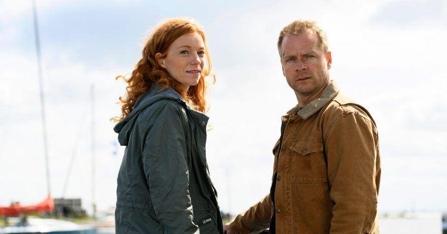 Jule (Marleen Lohse) und Hauke (Hinnerk Schönemann).