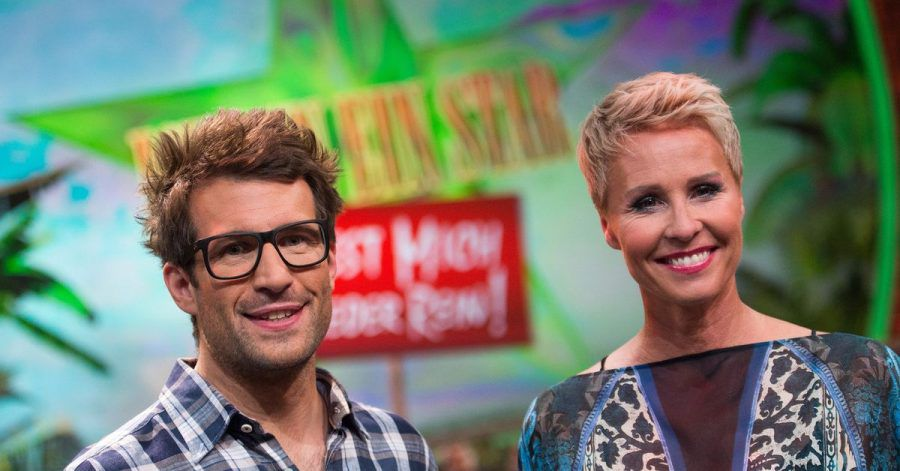 Die «Dschungelshow»-Moderatoren Sonja Zietlow und Daniel Hartwich 2015 in Hürth.